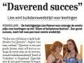 Queenie's leerlinge Lies wint ook! De Streekkrant, 20/04/2011