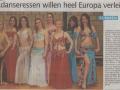 Met Raks Pro in Het Belang van Limburg, 22/02/2011