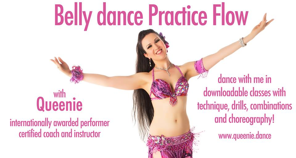 Essence of bellydance free online belly daning classes.