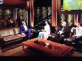 Met Michiel Devlieger, Marc Didden en Pieter Embrechts in De Laatste Show