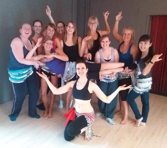 Workshop buikdansen voor vrijgezellen
